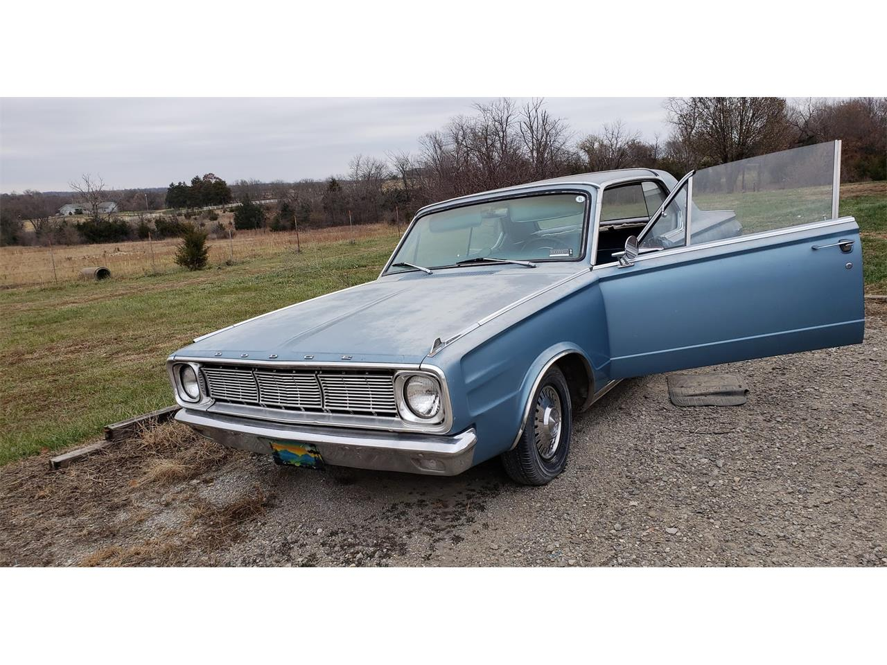 Large Picture of '66 Dart GT - PGMQ
