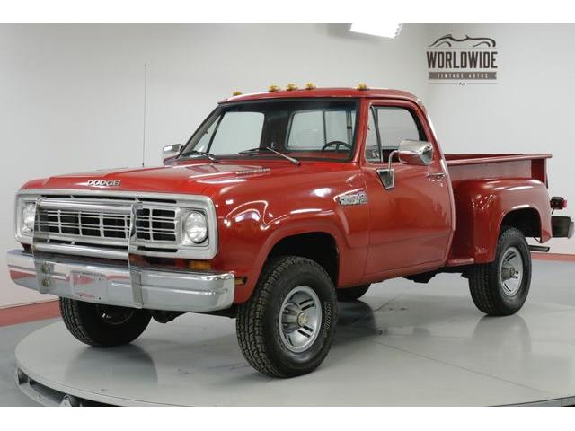 Picture of 1980 Dodge Power Wagon - $15,900.00 - PGMS