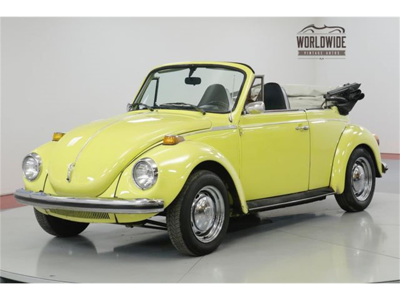 Large Picture of '73 Beetle located in Colorado Offered by Worldwide Vintage Autos - PGMT