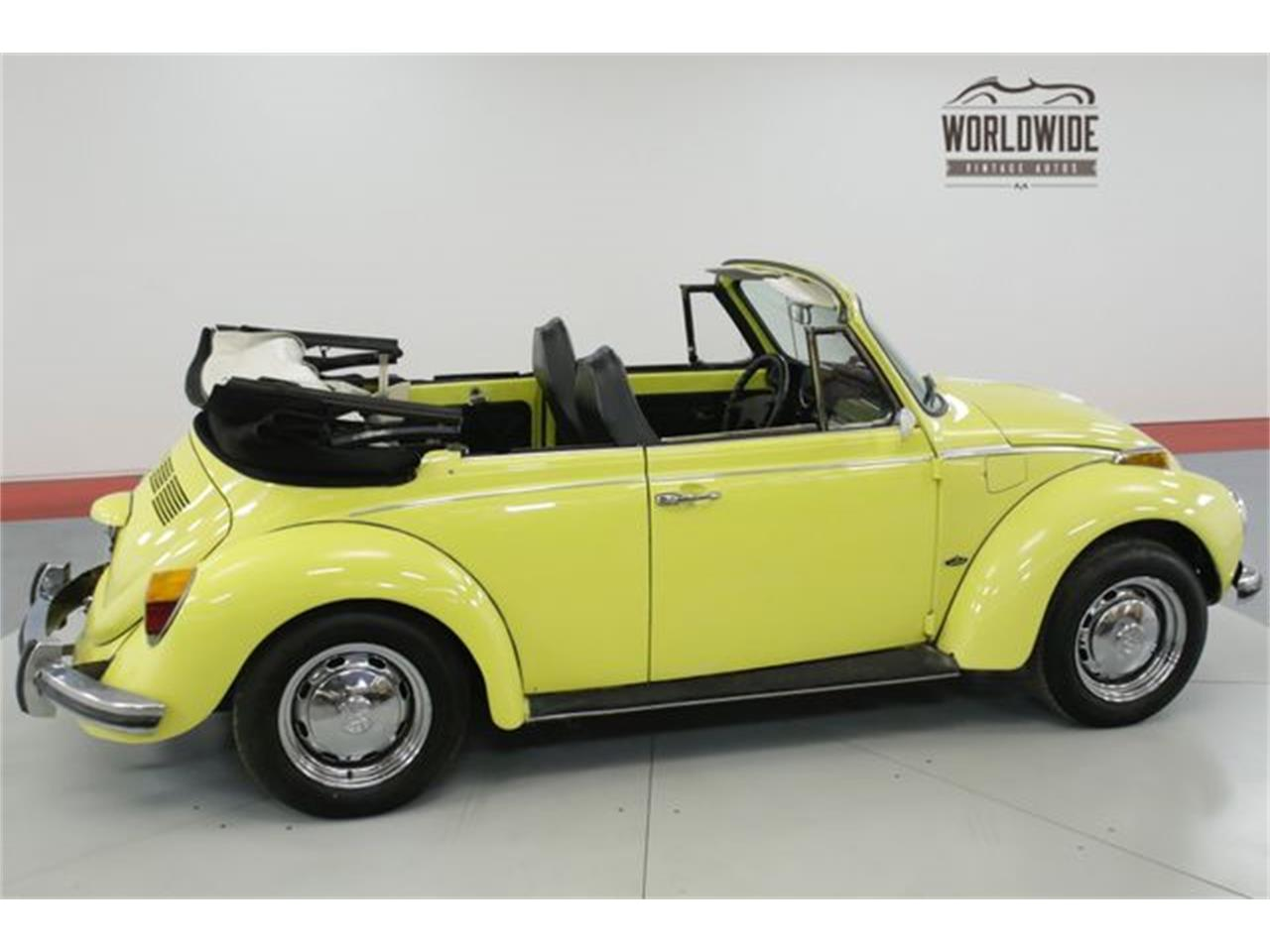 Large Picture of Classic 1973 Beetle located in Denver  Colorado - PGMT