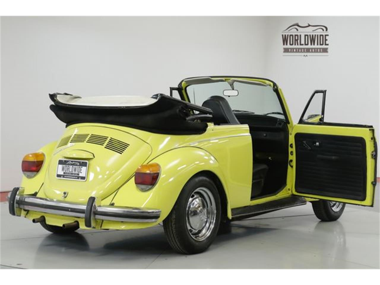 Large Picture of 1973 Beetle located in Colorado Offered by Worldwide Vintage Autos - PGMT