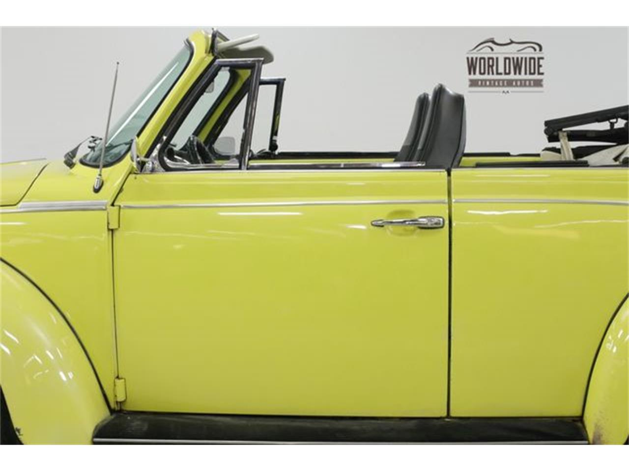 Large Picture of '73 Volkswagen Beetle located in Denver  Colorado - $9,900.00 - PGMT