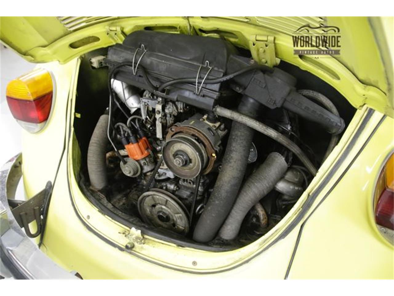 Large Picture of Classic 1973 Volkswagen Beetle located in Colorado - $9,900.00 Offered by Worldwide Vintage Autos - PGMT