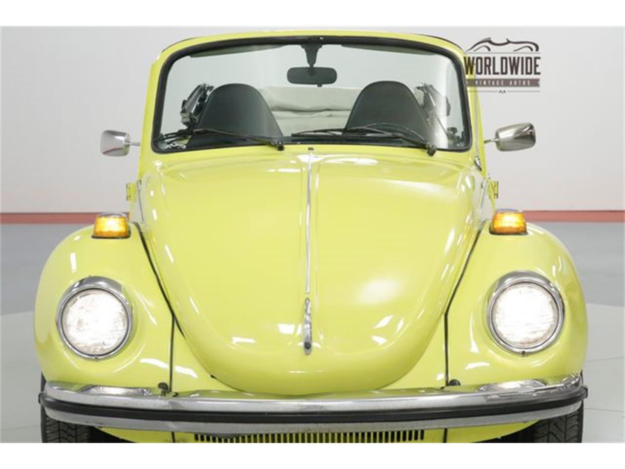 Large Picture of 1973 Beetle Offered by Worldwide Vintage Autos - PGMT