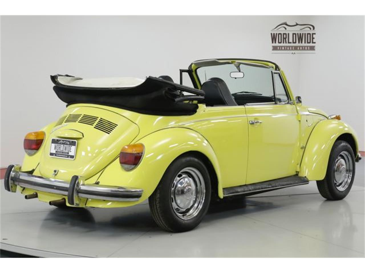 Large Picture of Classic '73 Volkswagen Beetle - $9,900.00 Offered by Worldwide Vintage Autos - PGMT