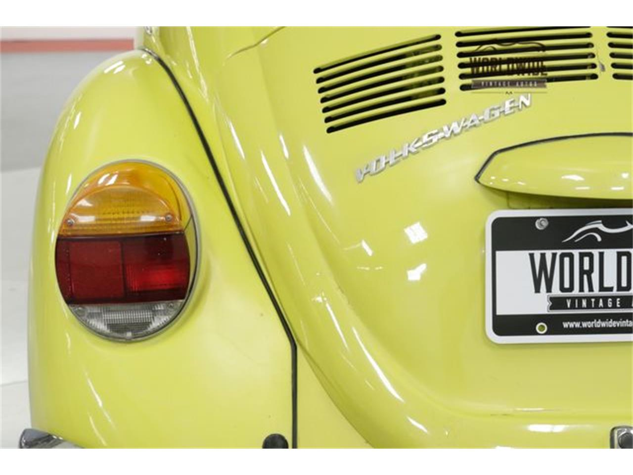 Large Picture of Classic 1973 Beetle located in Colorado - $9,900.00 Offered by Worldwide Vintage Autos - PGMT