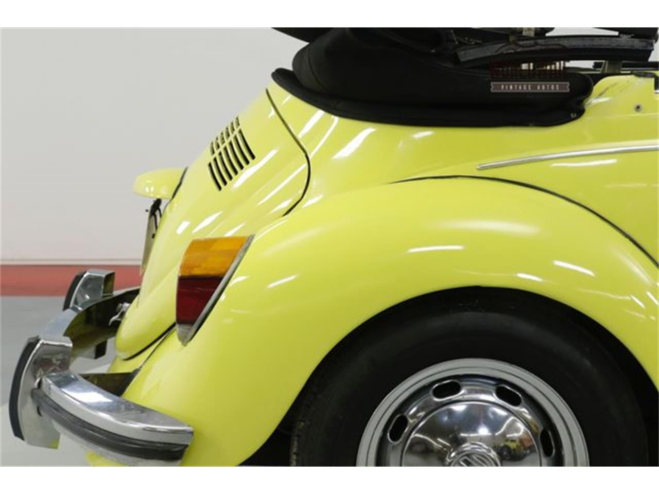 Large Picture of Classic 1973 Volkswagen Beetle located in Colorado Offered by Worldwide Vintage Autos - PGMT