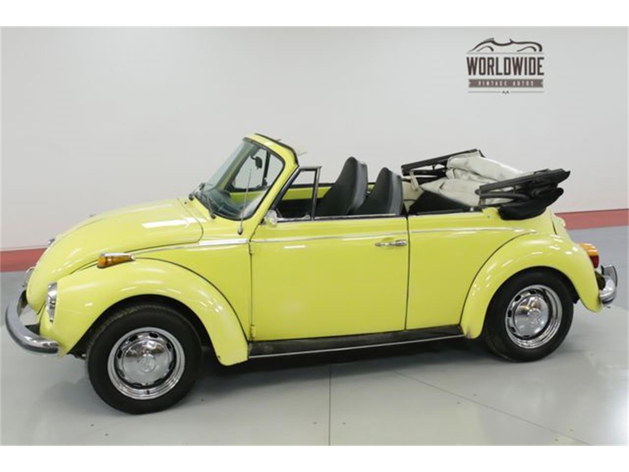Large Picture of 1973 Volkswagen Beetle located in Denver  Colorado - $9,900.00 - PGMT