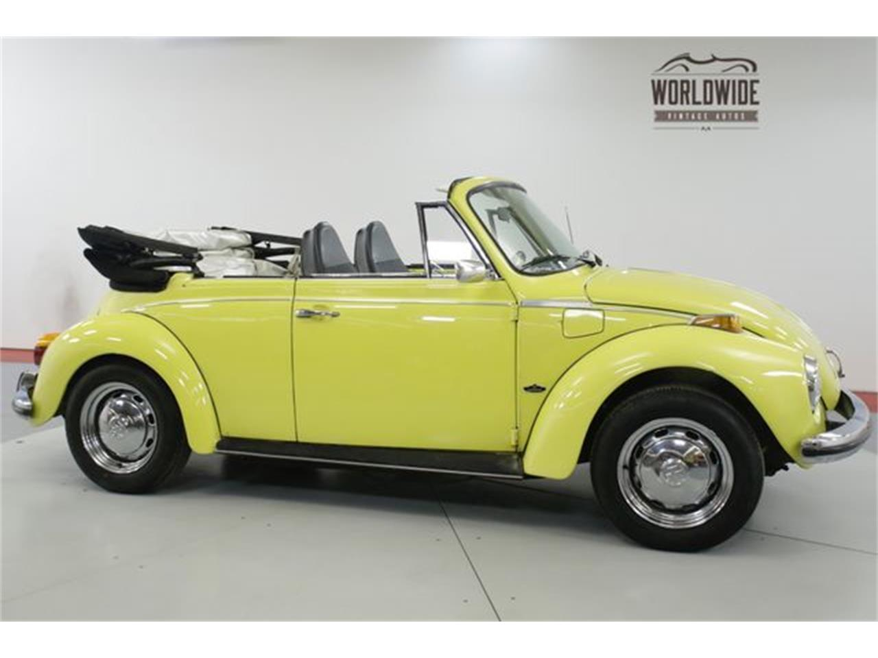 Large Picture of 1973 Volkswagen Beetle - $9,900.00 Offered by Worldwide Vintage Autos - PGMT