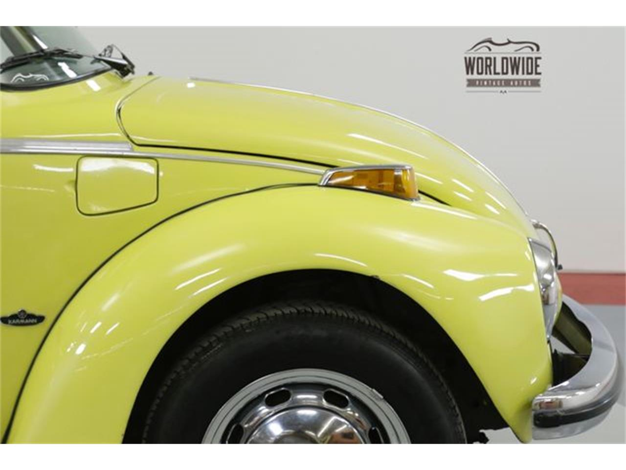 Large Picture of 1973 Volkswagen Beetle Offered by Worldwide Vintage Autos - PGMT