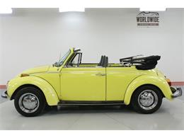 Picture of Classic 1973 Volkswagen Beetle located in Denver  Colorado - $9,900.00 Offered by Worldwide Vintage Autos - PGMT