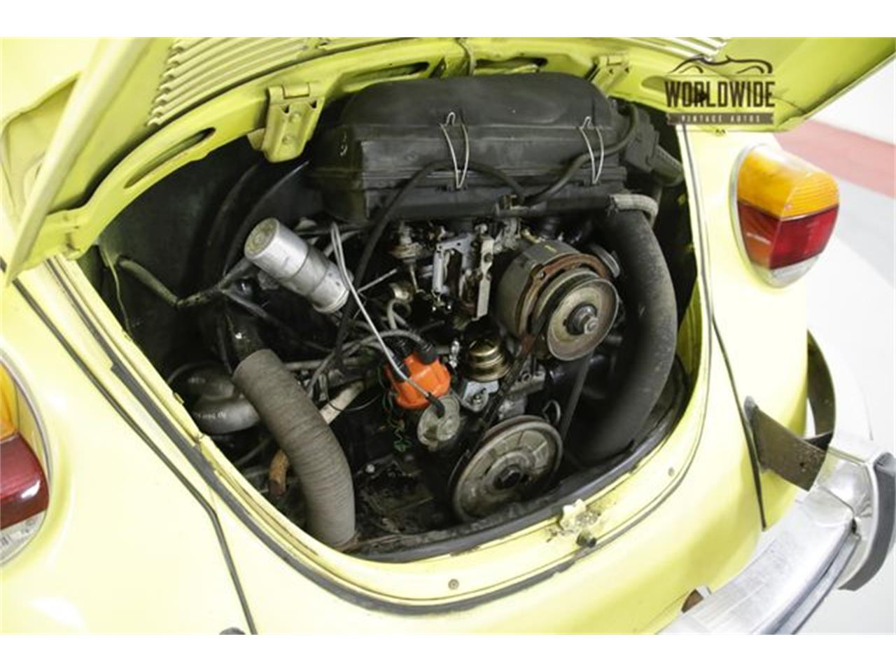 Large Picture of '73 Beetle Offered by Worldwide Vintage Autos - PGMT