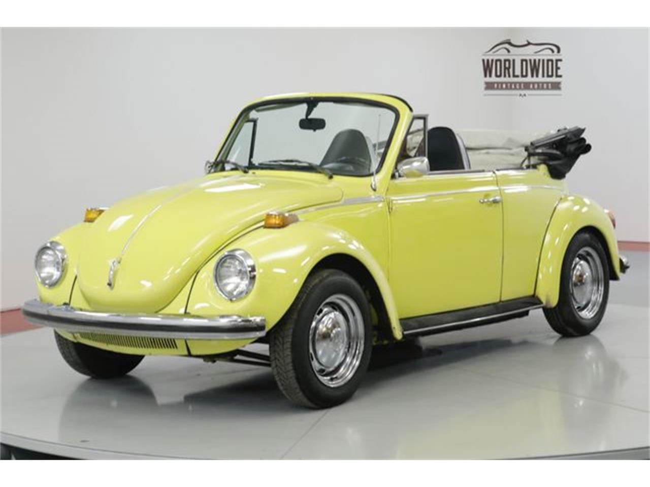 Large Picture of Classic 1973 Volkswagen Beetle located in Colorado - PGMT