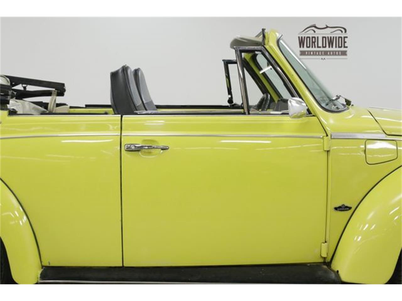 Large Picture of '73 Volkswagen Beetle - $9,900.00 Offered by Worldwide Vintage Autos - PGMT