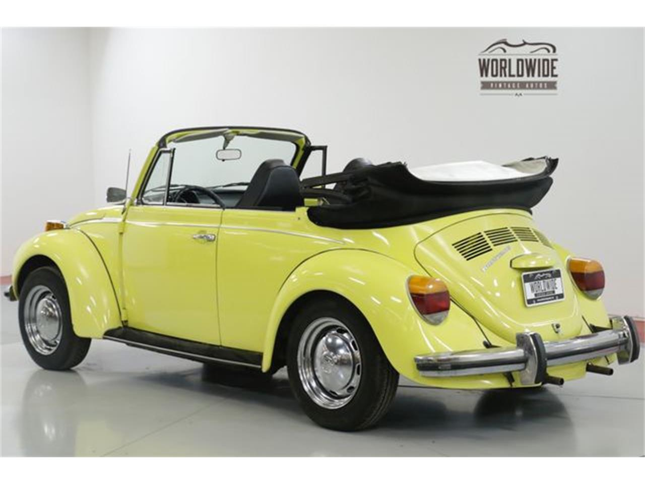 Large Picture of 1973 Volkswagen Beetle located in Colorado - $9,900.00 Offered by Worldwide Vintage Autos - PGMT