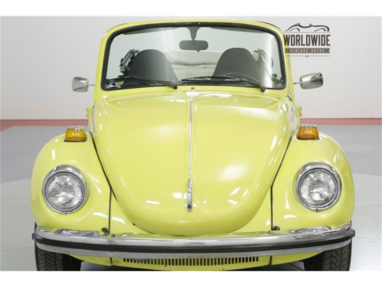 Large Picture of 1973 Volkswagen Beetle located in Colorado Offered by Worldwide Vintage Autos - PGMT