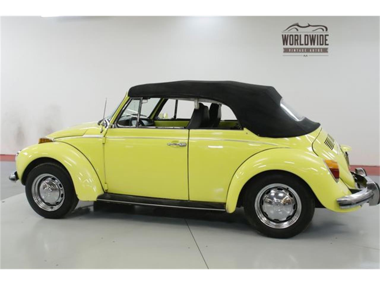 Large Picture of '73 Volkswagen Beetle located in Denver  Colorado Offered by Worldwide Vintage Autos - PGMT