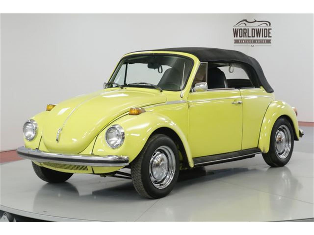 Large Picture of '73 Volkswagen Beetle Offered by Worldwide Vintage Autos - PGMT