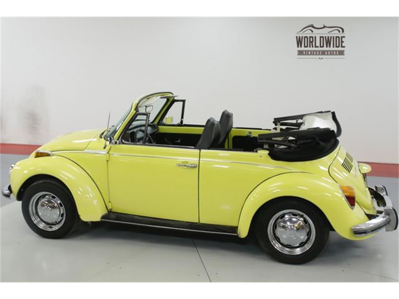 Large Picture of 1973 Beetle located in Denver  Colorado Offered by Worldwide Vintage Autos - PGMT