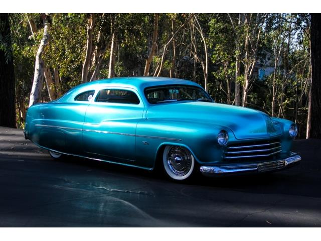 1951 Mercury Coupe