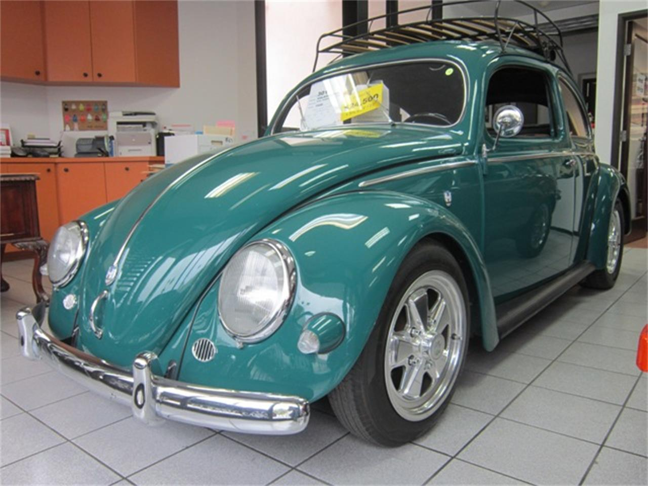 Large Picture of '56 Beetle - PB3X