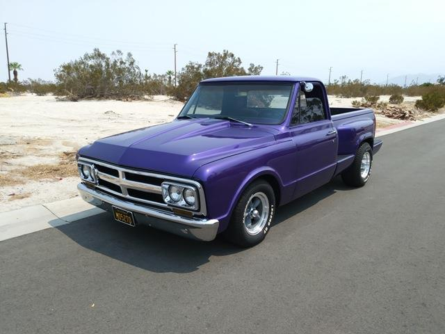 Picture of Classic '67 GMC CUSTOM TRUCK located in Palm Springs California - PB3Y