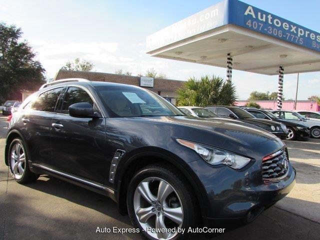 Picture of 2011 Infiniti FX35 located in Orlando Florida - $14,999.00 Offered by  - PGNT