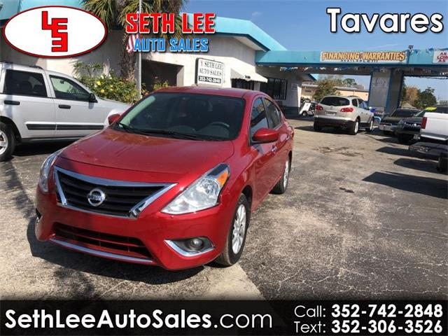 Picture of '15 Nissan Versa located in Tavares Florida Offered by  - PGOQ