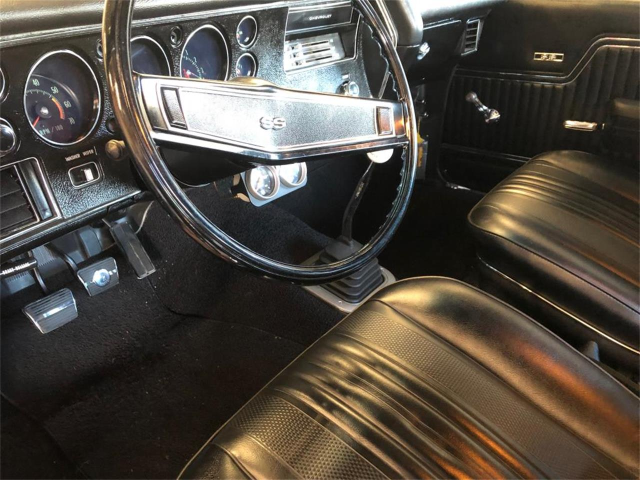 Large Picture of '70 Chevrolet Chevelle located in Milford City Connecticut Offered by Napoli Classics - PGOW
