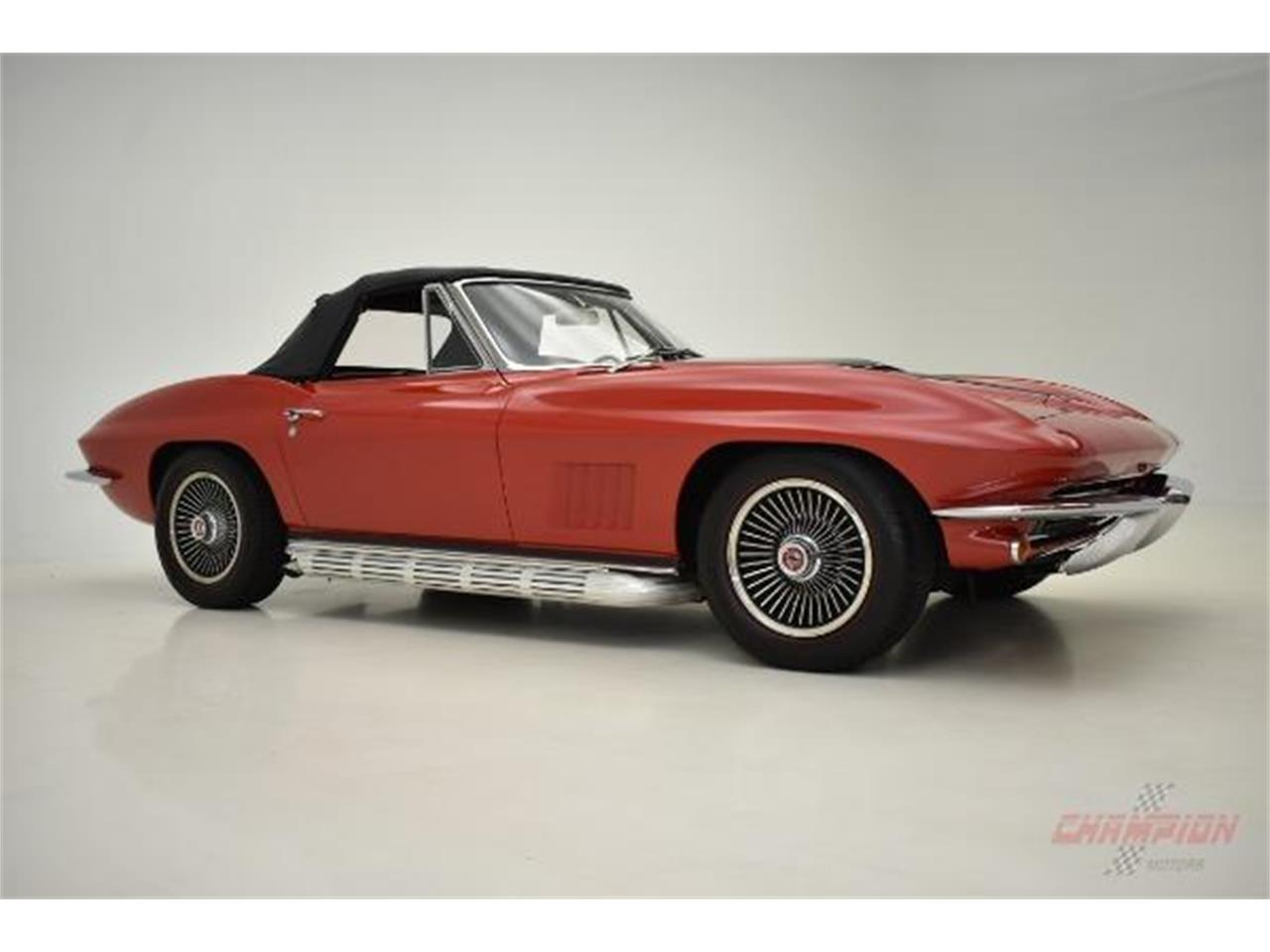 Large Picture of '67 Corvette - PGP3