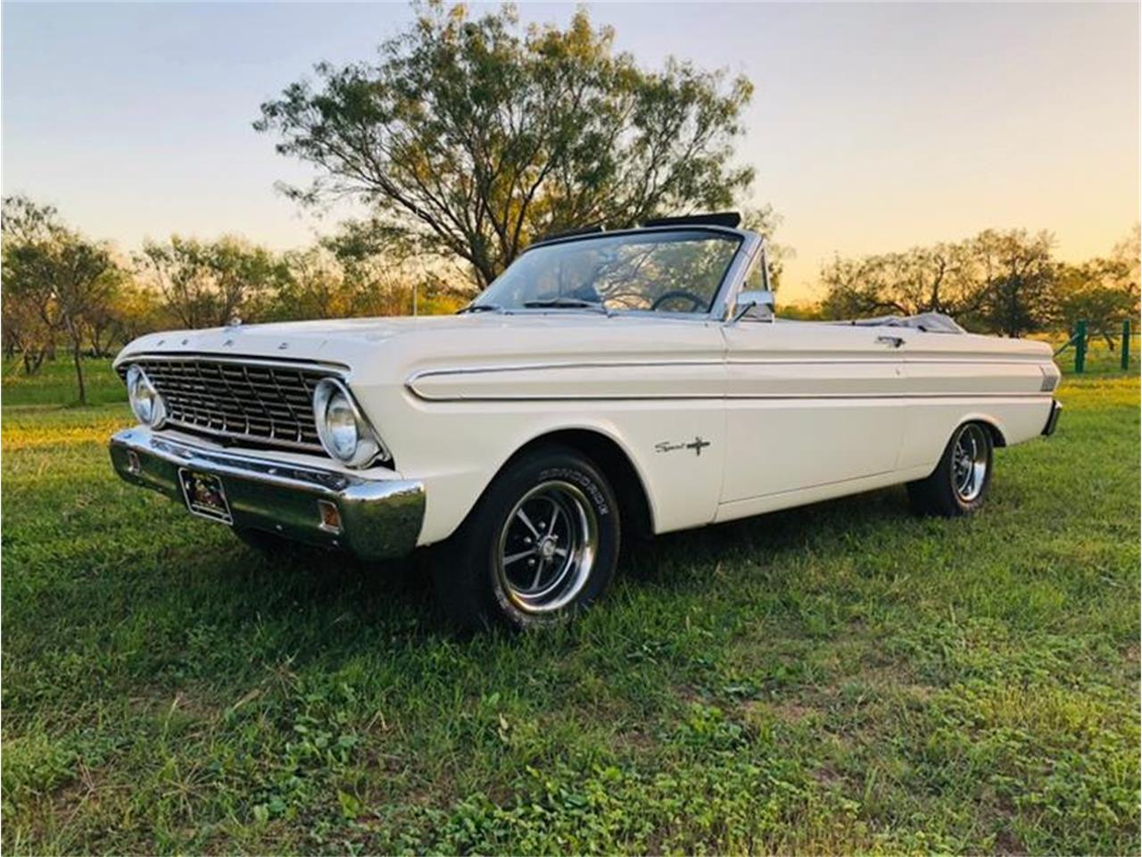 For Sale: 1964 Ford Falcon in Fredericksburg, Texas