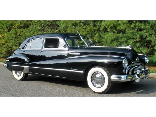 Picture of '48 Roadmaster - PGPF