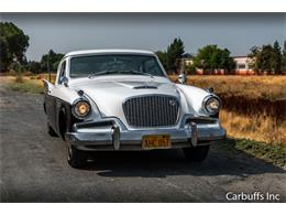 Picture of Classic '57 Studebaker Silver Hawk Offered by Carbuffs - PGPN