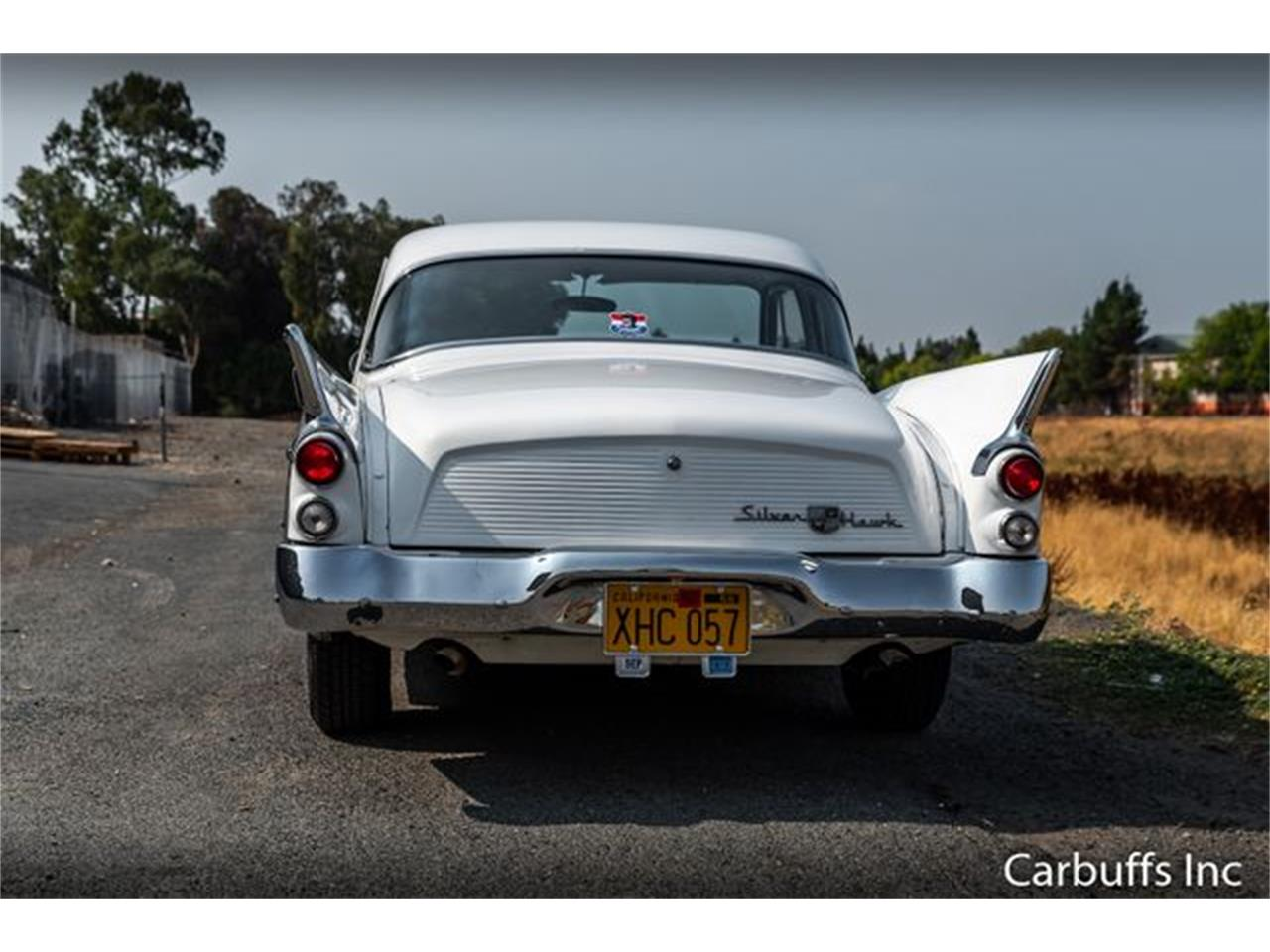 Large Picture of Classic 1957 Studebaker Silver Hawk located in Concord California - $11,950.00 - PGPN