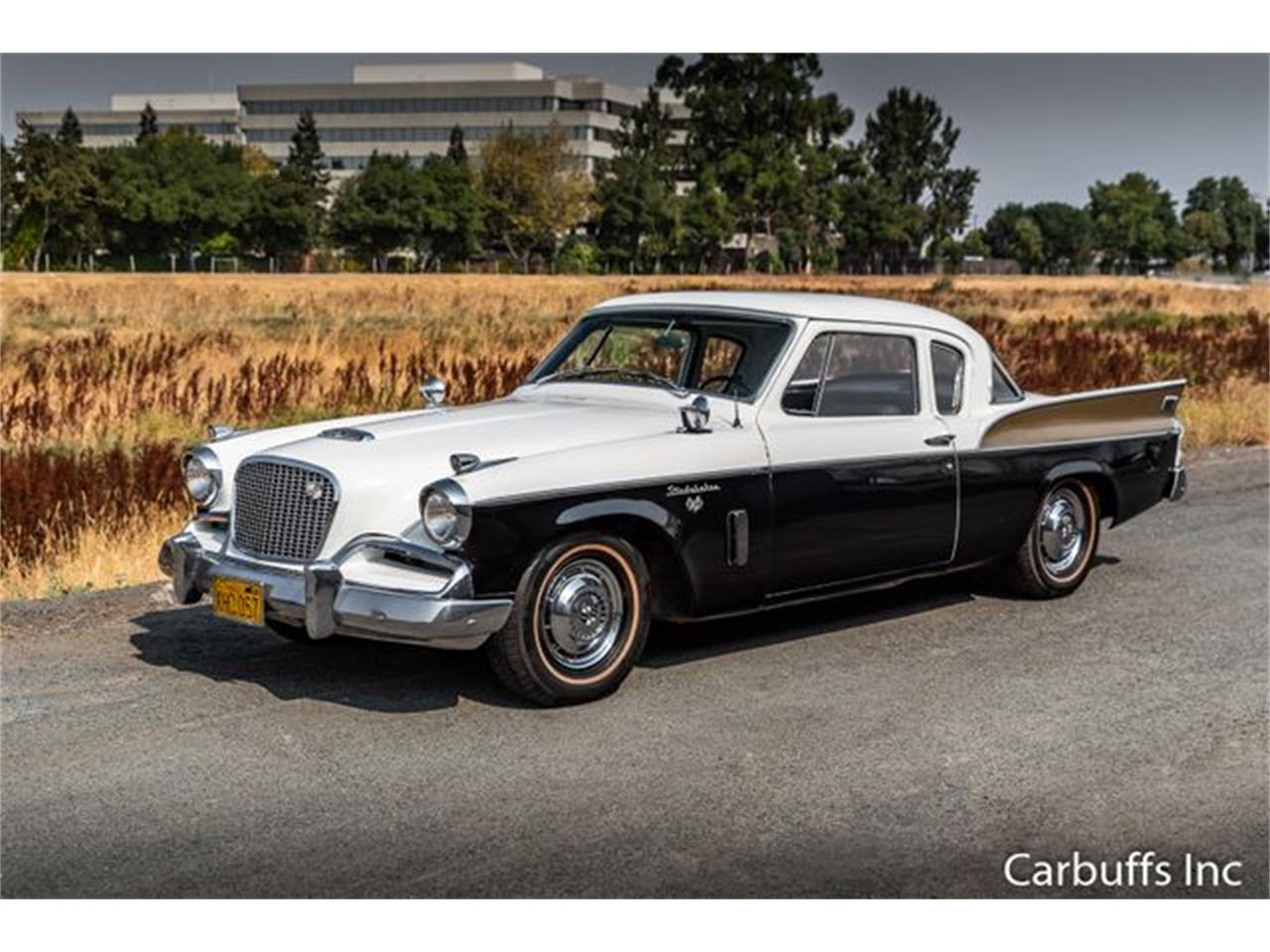 Large Picture of Classic '57 Studebaker Silver Hawk - $11,950.00 Offered by Carbuffs - PGPN