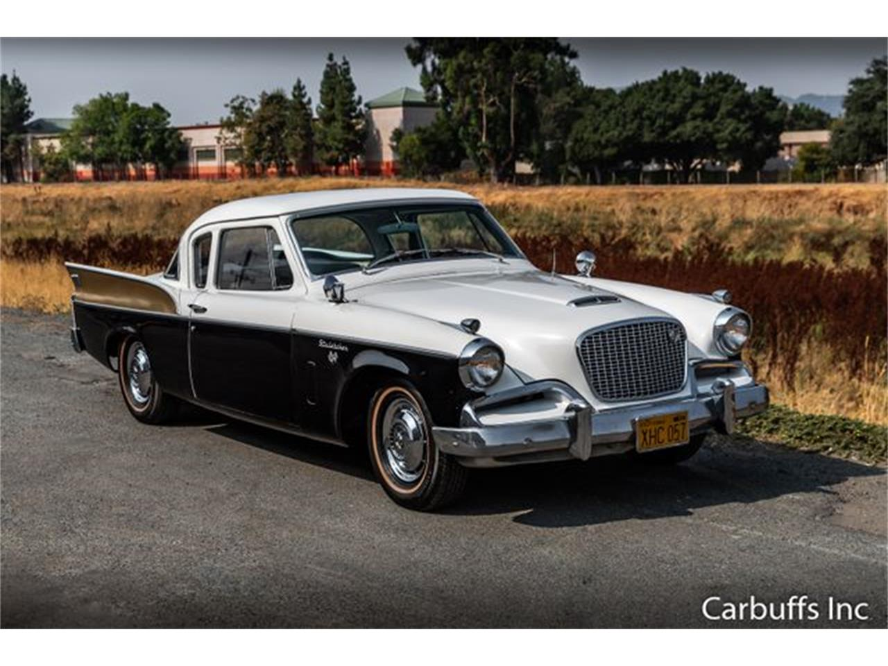 Large Picture of 1957 Studebaker Silver Hawk - $11,950.00 - PGPN