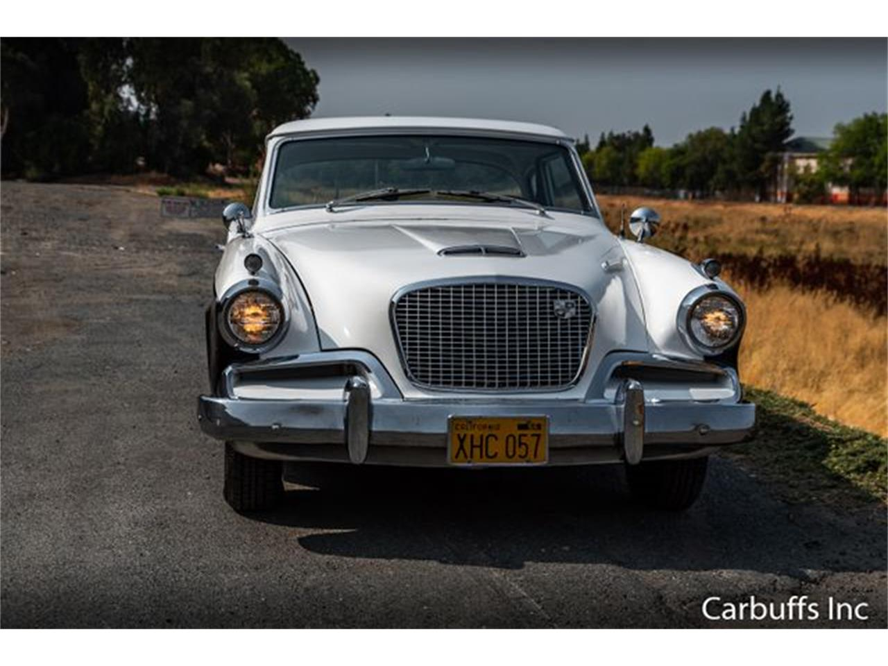 Large Picture of Classic 1957 Silver Hawk - PGPN