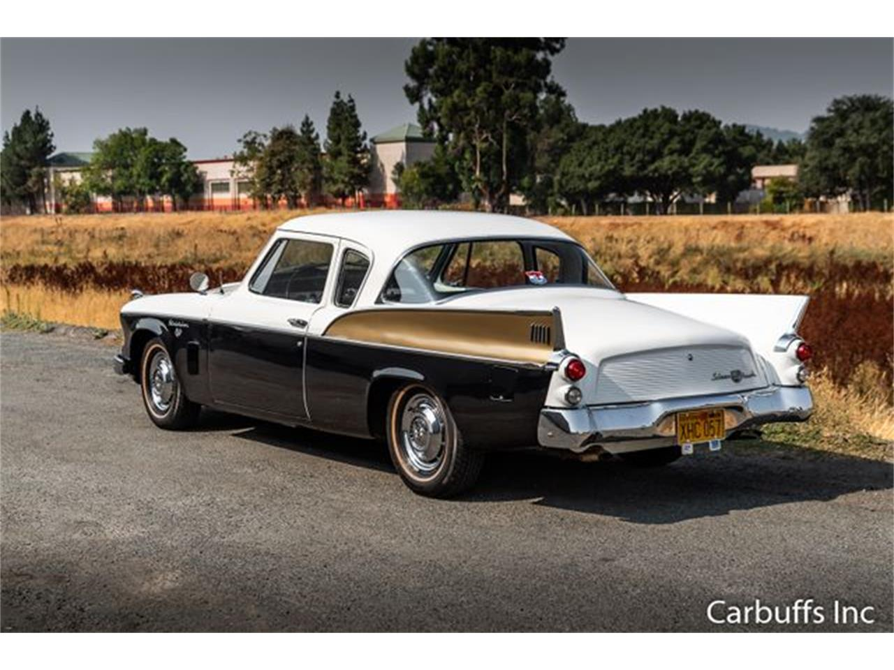 Large Picture of '57 Silver Hawk - $11,950.00 Offered by Carbuffs - PGPN