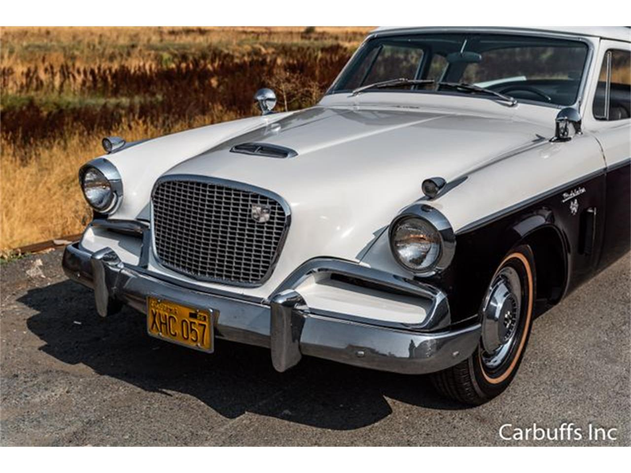 Large Picture of Classic 1957 Silver Hawk located in Concord California Offered by Carbuffs - PGPN