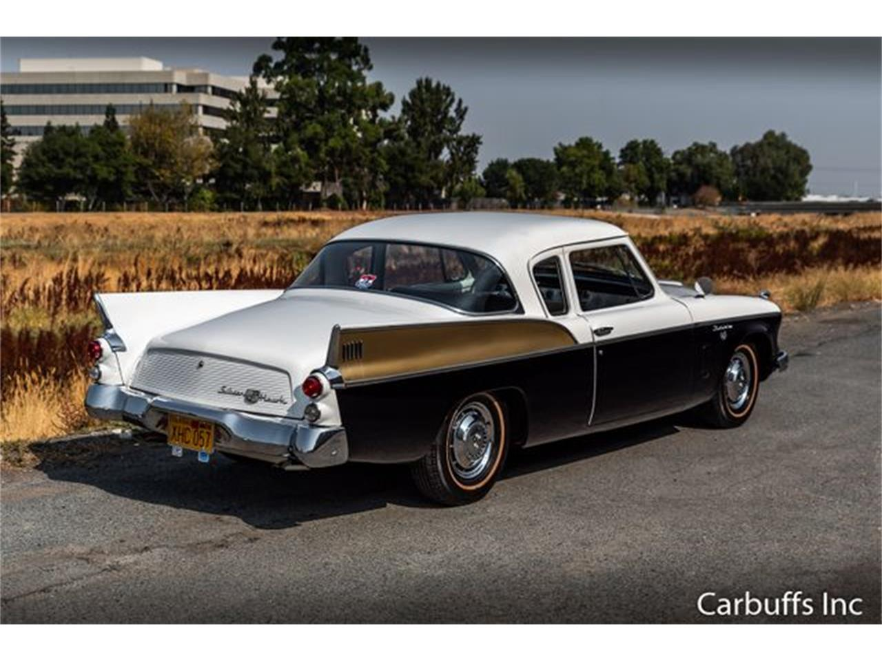 Large Picture of '57 Silver Hawk located in California - PGPN