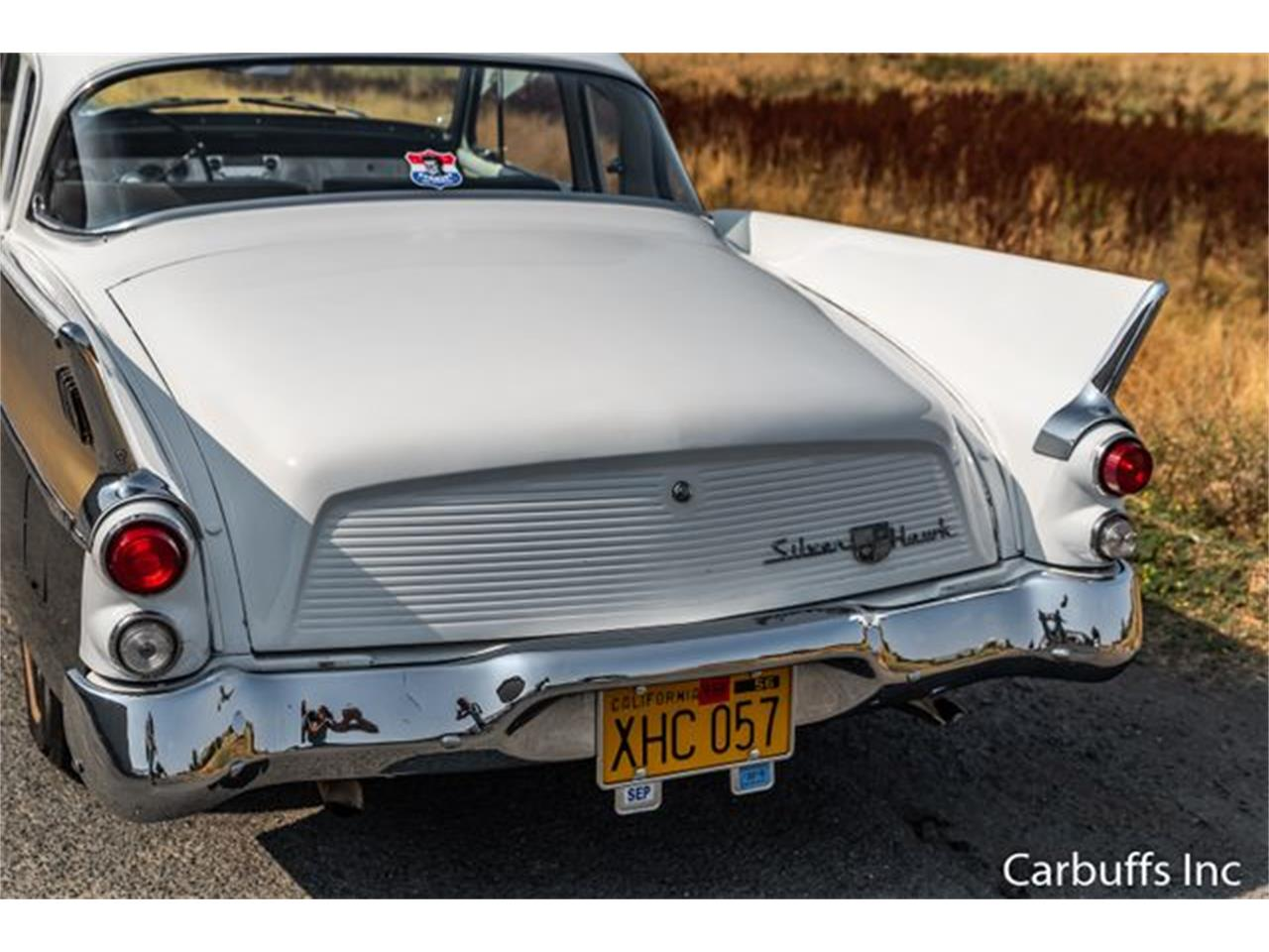Large Picture of 1957 Silver Hawk - $11,950.00 - PGPN