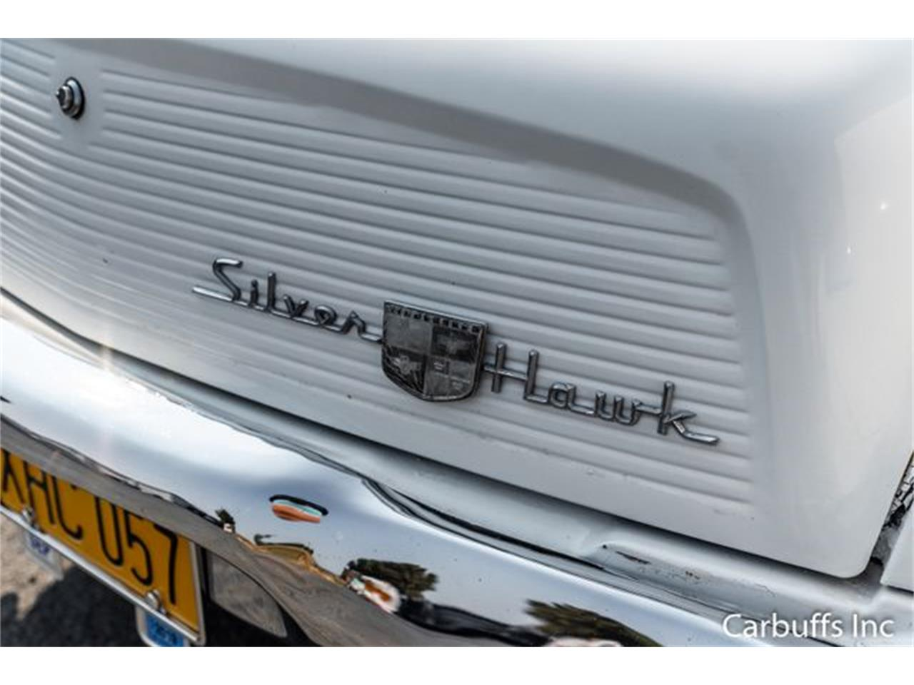 Large Picture of '57 Silver Hawk located in Concord California - PGPN