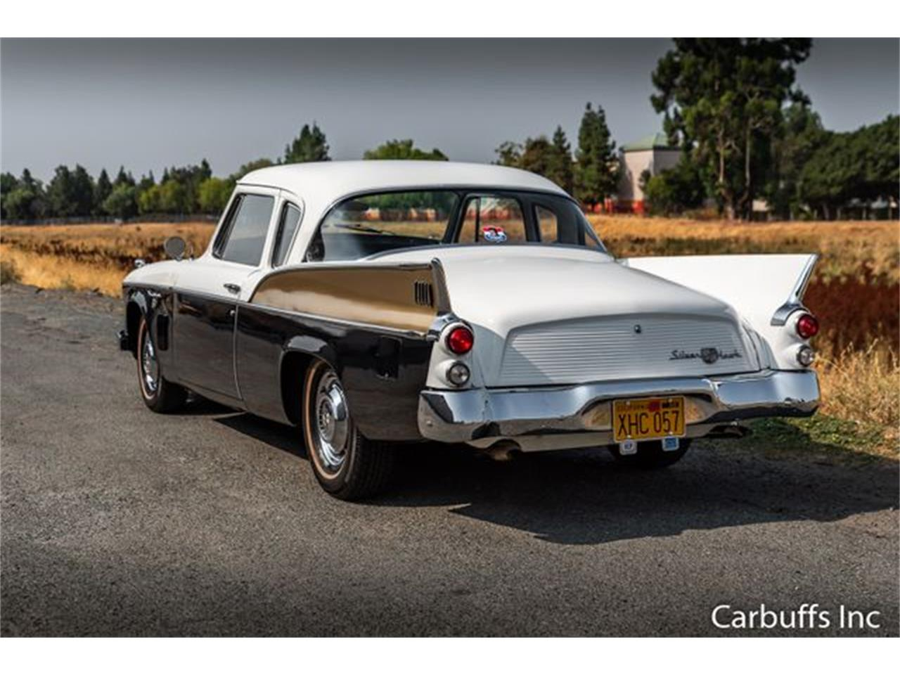 Large Picture of Classic '57 Silver Hawk - PGPN