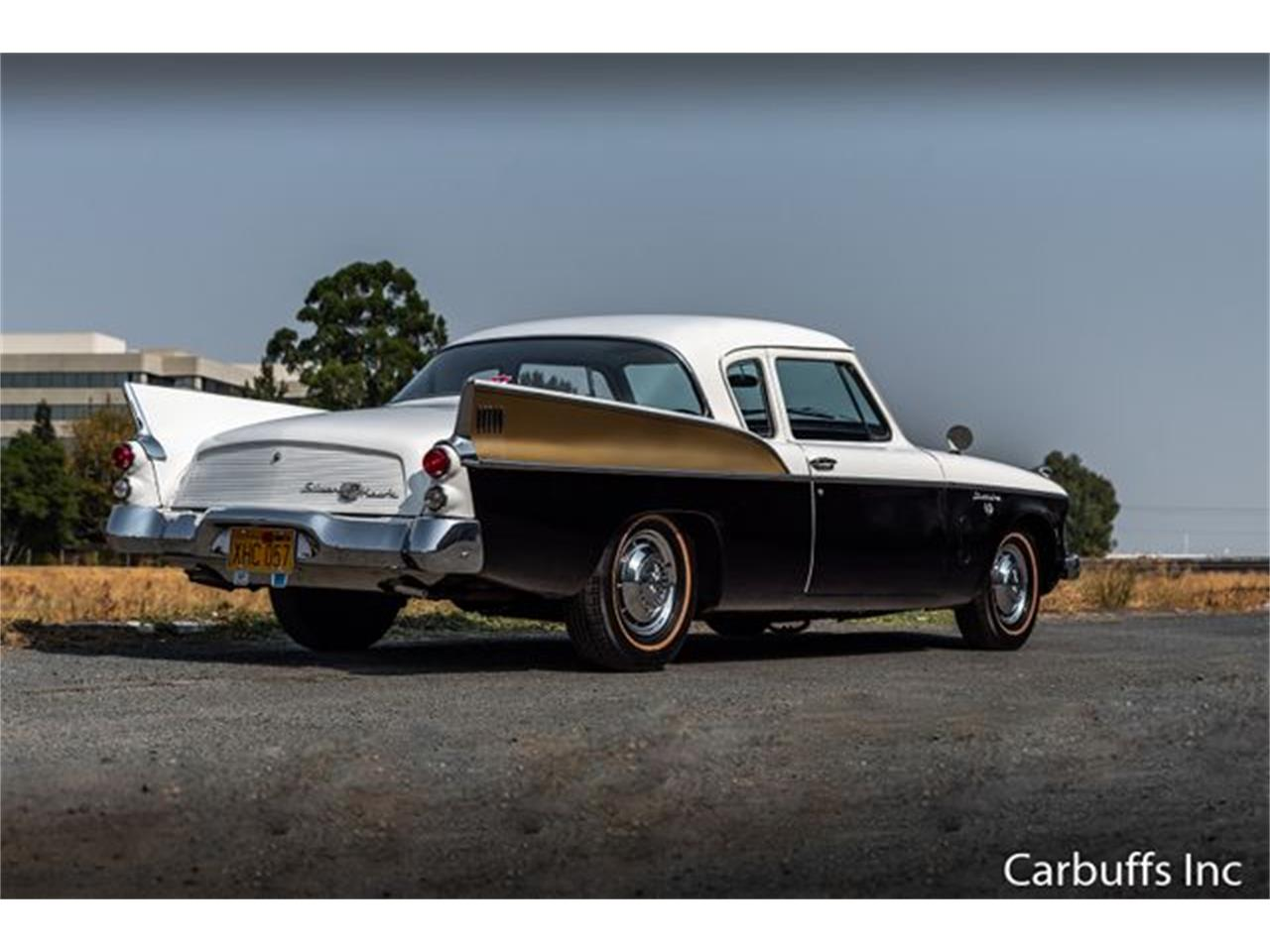 Large Picture of 1957 Studebaker Silver Hawk located in Concord California - $11,950.00 Offered by Carbuffs - PGPN