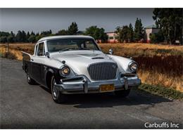 Picture of '57 Studebaker Silver Hawk - $11,950.00 Offered by Carbuffs - PGPN