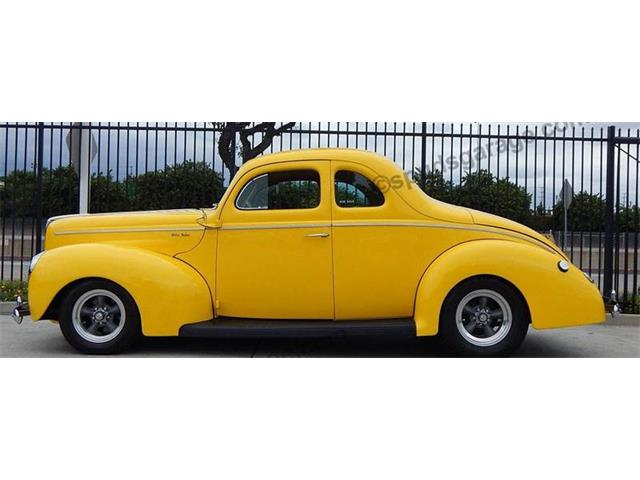 Picture of '40 Deluxe located in California Auction Vehicle Offered by  - PGPO