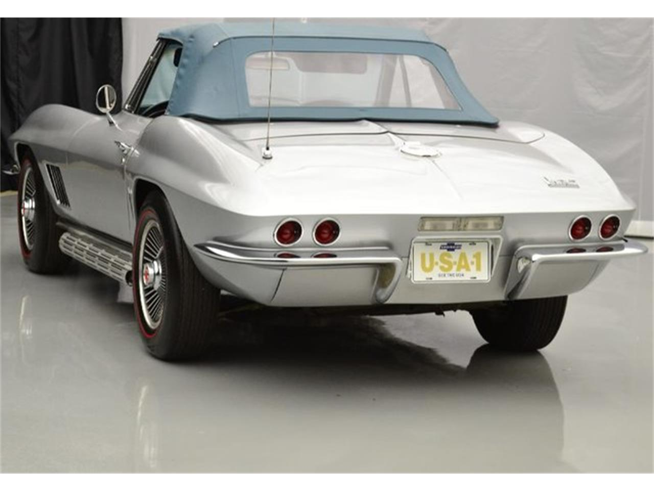 Large Picture of Classic '67 Chevrolet Corvette - PGPV