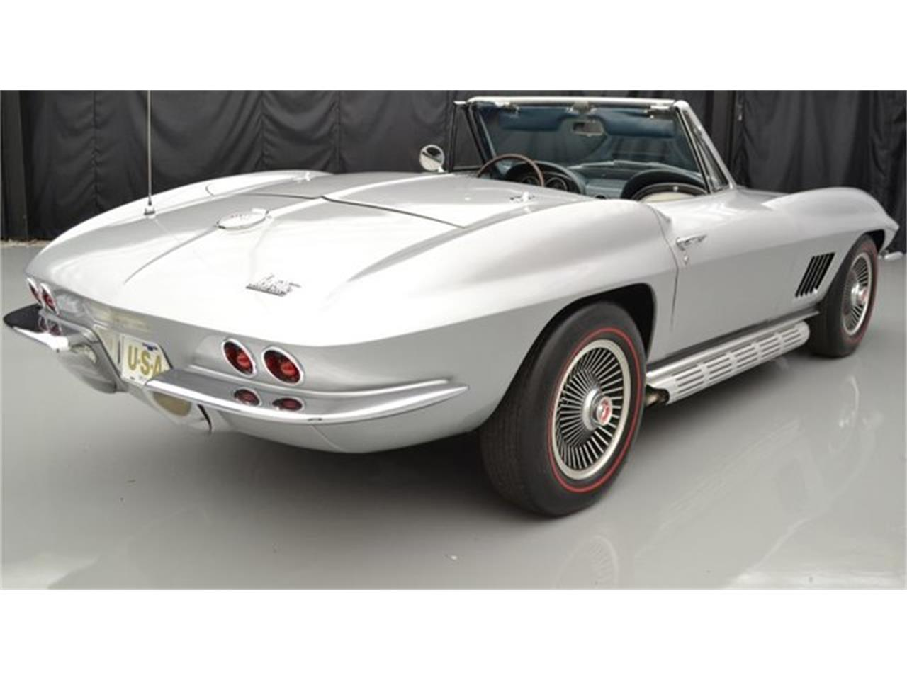 Large Picture of Classic 1967 Corvette located in North Carolina - PGPV