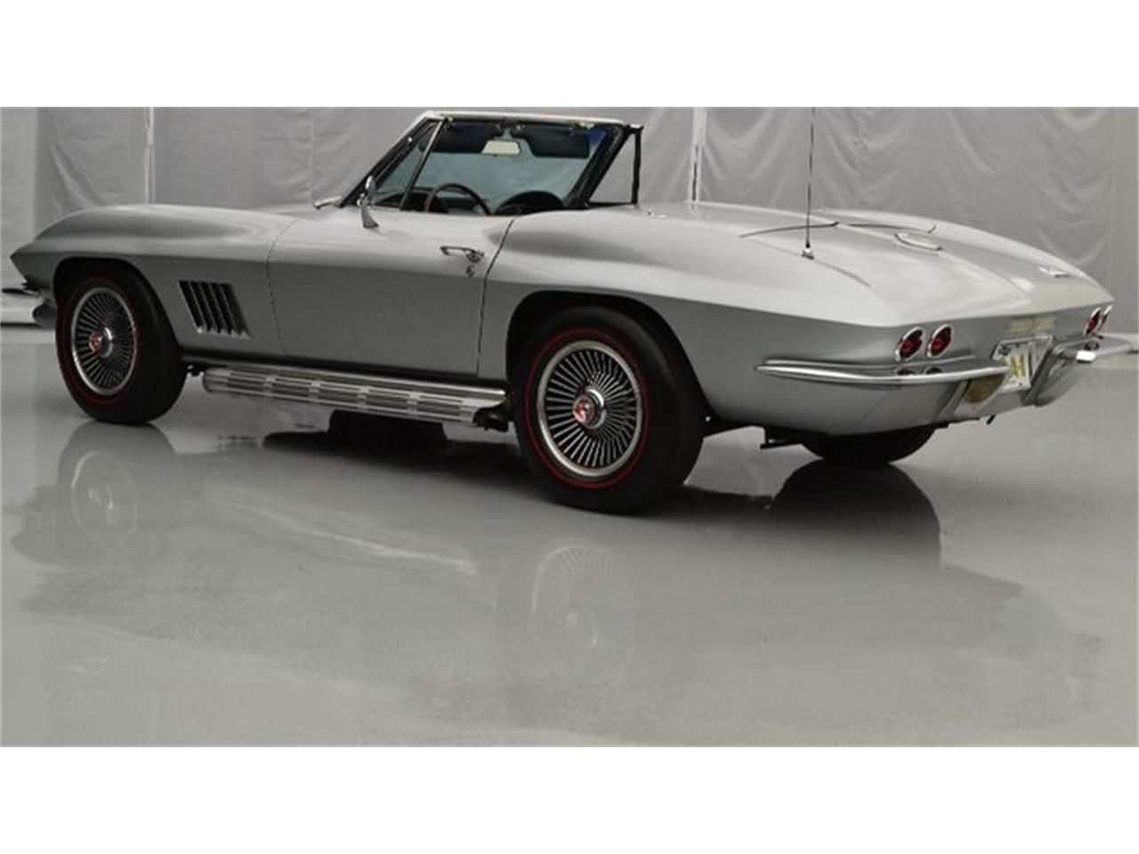 Large Picture of 1967 Chevrolet Corvette - PGPV