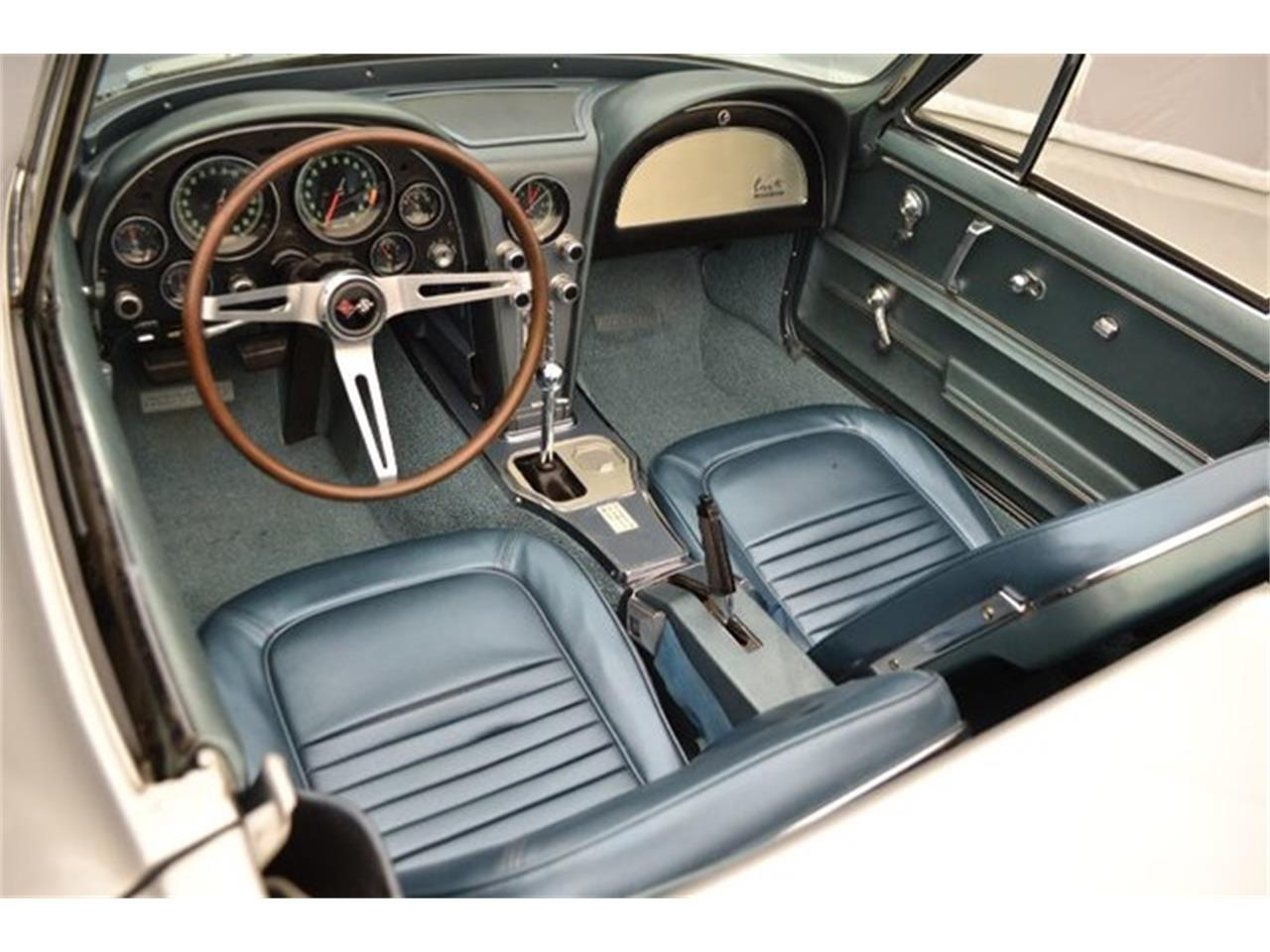 Large Picture of Classic 1967 Corvette located in Hickory North Carolina - $74,995.00 Offered by Paramount Classic Car Store - PGPV